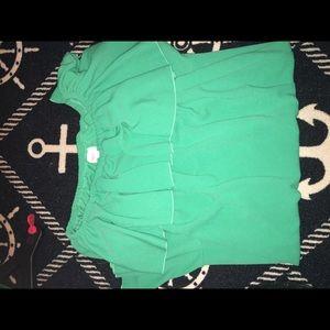 Minty green cici dress